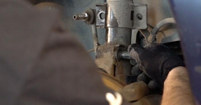 XC90 I (275) 3.2 AWD 2013 2.5 T AWD Stoßdämpfer - Handbuch zum Wechsel und der Reparatur eigenständig