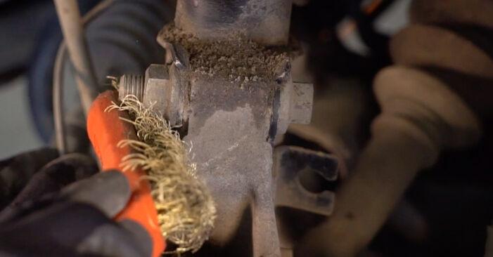 Stoßdämpfer Ihres Volvo XC90 1 2.4 D5 2010 selbst Wechsel - Gratis Tutorial