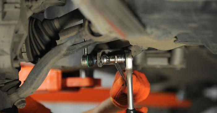 XC90 I (275) 3.2 AWD 2013 Savienotājstienis patstāvīgas nomaiņas remonta rokasgrāmata