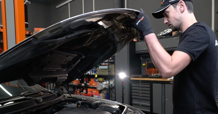 Wie Bremsscheiben Ford Mondeo mk3 Limousine 2.0 TDCi 2000 tauschen - Kostenlose PDF- und Videoanleitungen