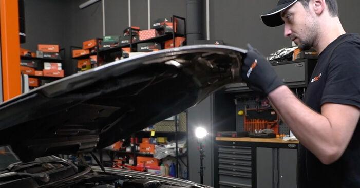 Wie Ölfilter Ford Mondeo mk3 Limousine 2.0 TDCi 2000 tauschen - Kostenlose PDF- und Videoanleitungen
