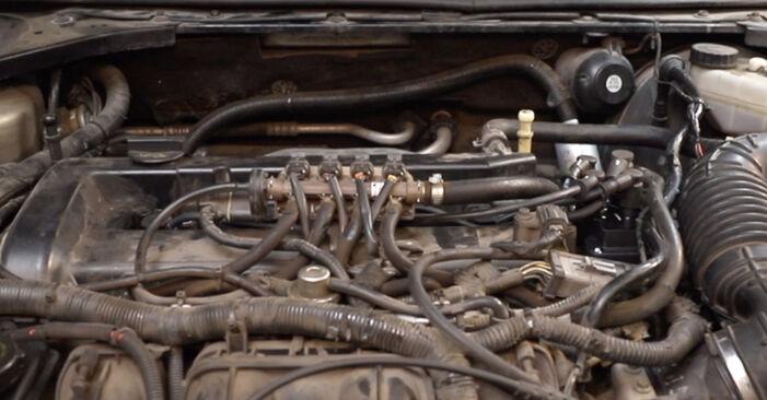 Trinn-for-trinn anbefalinger for hvordan du kan bytte Ford Mondeo mk3 Sedan 2005 ST220 3.0 Tennspolen selv