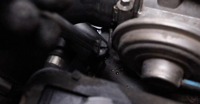 Kühler BMW E39 Touring 525d 2.5 1996 wechseln: Kostenlose Reparaturhandbücher