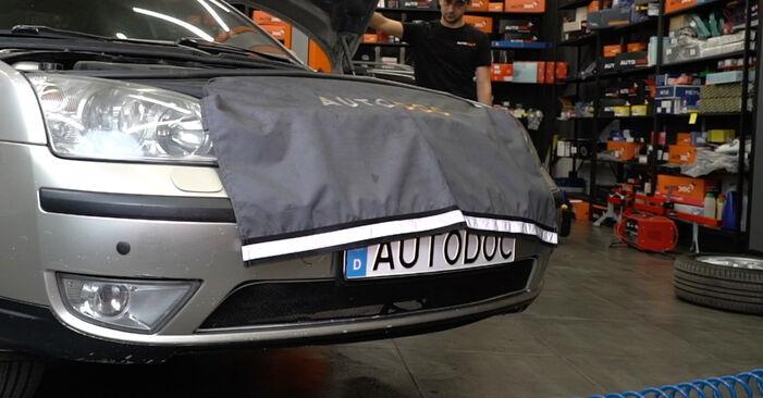 Bytte Ford Mondeo mk3 Sedan 2.0 16V 2002 Kileribberem: gratis verkstedsveiledning