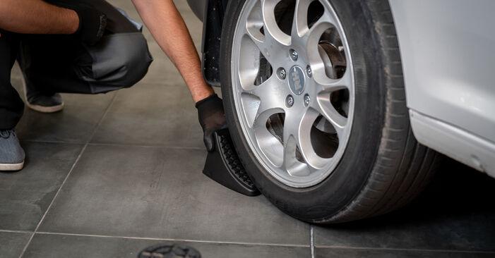 Kaip pakeisti VW Caddy III Universalas (2KB, 2KJ, 2CB, 2CJ) 2004 Rato guolis - patarimai ir gudrybės