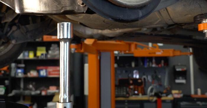 Tausch Tutorial Querlenker am VW Passat Variant (3C5) 2005 wechselt - Tipps und Tricks