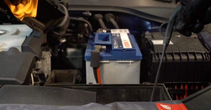 Luftfilter am VW Passat Variant (3C5) 2.0 TDI 16V 4motion 2010 wechseln – Laden Sie sich PDF-Handbücher und Videoanleitungen herunter