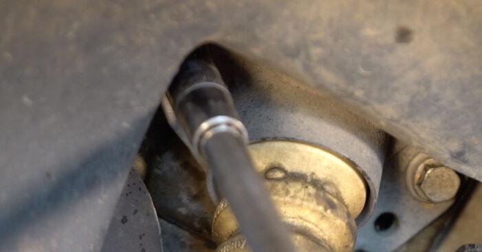 Comment changer Amortisseurs sur VW Touran 1 2003 - Manuels PDF et vidéo gratuits