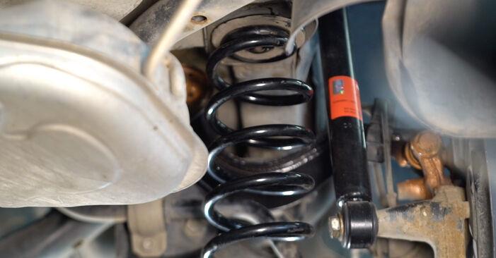 Comment remplacer Amortisseurs sur VW TOURAN (1T1, 1T2) 2008 : téléchargez les manuels PDF et les instructions vidéo