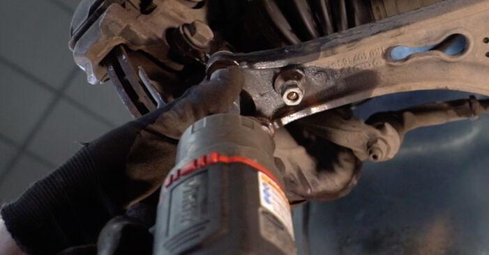 Zweckdienliche Tipps zum Austausch von Stoßdämpfer beim VW TOURAN (1T1, 1T2) 2.0 TDI 2009