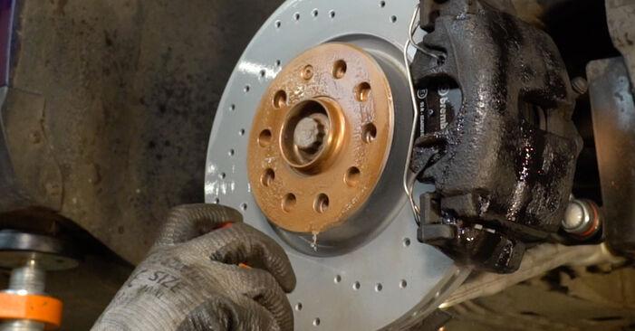 Stoßdämpfer am VW Passat Variant (3C5) 2.0 TDI 16V 4motion 2010 wechseln – Laden Sie sich PDF-Handbücher und Videoanleitungen herunter
