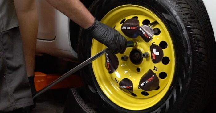 Wie Radlager Renault Clio 3 1.5 dCi 2005 tauschen - Kostenlose PDF- und Videoanleitungen