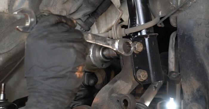 Clio III Schrägheck (BR0/1, CR0/1) 1.2 16V Hi-Flex 2006 1.2 16V Radlager - Handbuch zum Wechsel und der Reparatur eigenständig