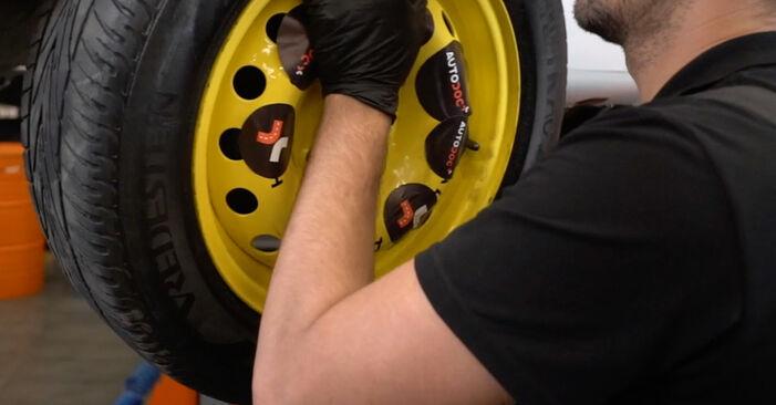 Wechseln Radlager am RENAULT Clio III Schrägheck (BR0/1, CR0/1) 2.0 16V Sport (CR0N, CR1P) 2008 selber
