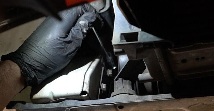 Austauschen Anleitung Keilrippenriemen am Renault Clio 3 2005 1.5 dCi selbst