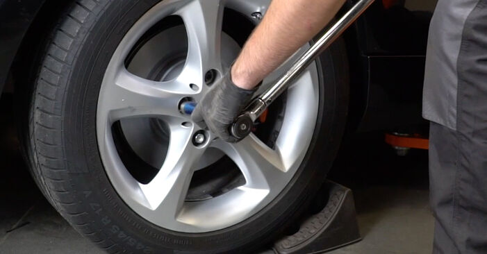 Zamenjajte Blazilnik na BMW 1 Coupe (E82) 118d 2.0 2009 sami