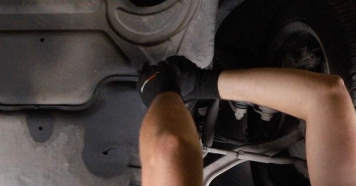 Колко време отнема смяната: Маслен филтър на Mercedes W211 2002 - информативен PDF наръчник