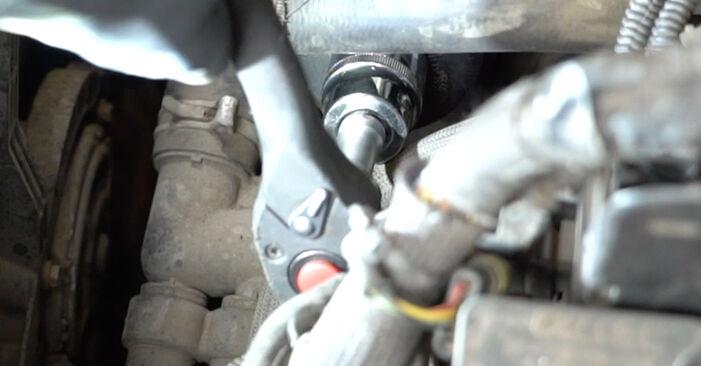 PEUGEOT 207 1.6 HDi Ölfilter ersetzen: Tutorials und Video-Wegleitungen online