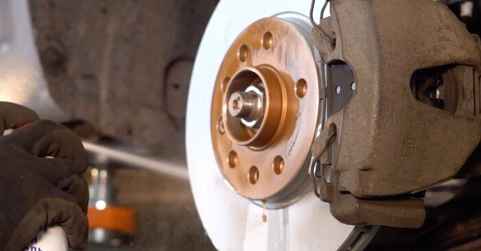 Wie Koppelstange Opel Zafira B 1.9 CDTI (M75) 2005 tauschen - Kostenlose PDF- und Videoanleitungen