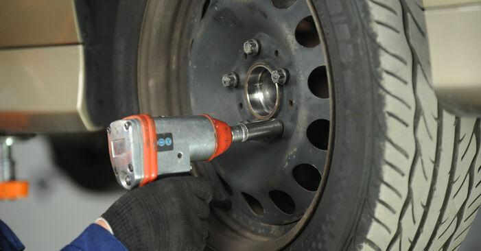 Radlager Ihres BMW E90 320i 2.0 2004 selbst Wechsel - Gratis Tutorial