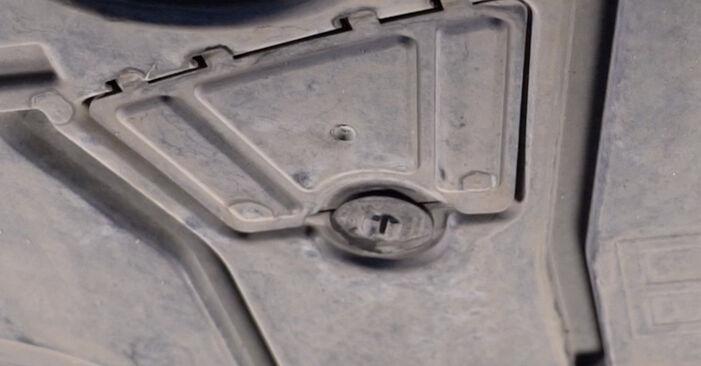 Comment remplacer BMW 3 Coupe (E92) 335i 3.0 2006 Filtre à Huile - manuels pas à pas et guides vidéo