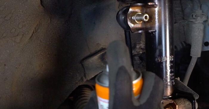Astra G CC (T98) 1.7 DTI 16V (F08, F48) 2009 Stabilisatorstang instructies voor doe-het-zelf vervangen