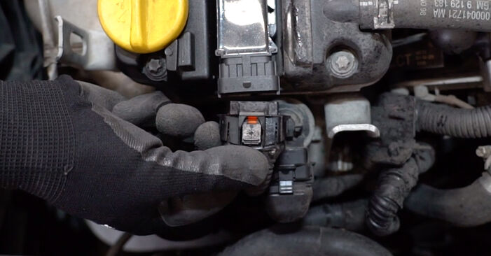 Wie man Zündkerzen am Opel Astra G CC 1998 ersetzt - Kostenfreie PDF- und Videotipps