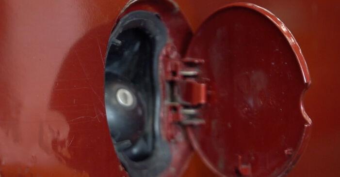 Comment changer Filtre à Carburant sur Twingo c06 1993 - Manuels PDF et vidéo gratuits