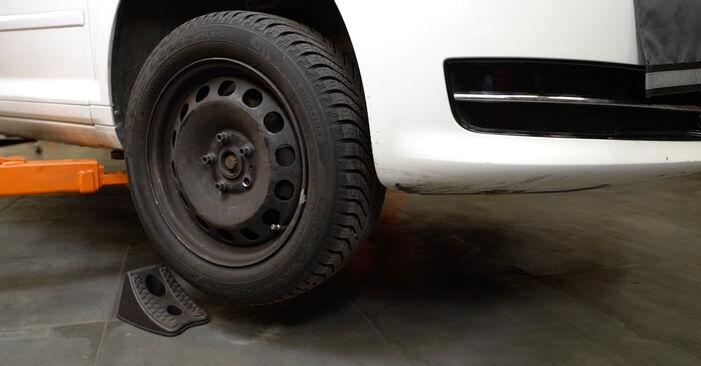 Scheibenwischer Ford Fiesta Mk5 1.3 2003 wechseln: Kostenlose Reparaturhandbücher