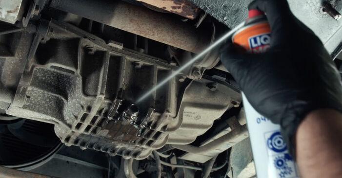 Wie Ölfilter Ford Fiesta Mk5 1.4 TDCi 2001 tauschen - Kostenlose PDF- und Videoanleitungen