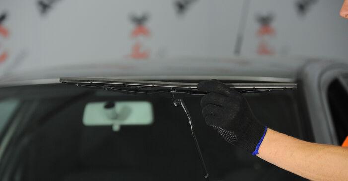 Ölfilter Ford Fiesta Mk5 1.3 2003 wechseln: Kostenlose Reparaturhandbücher