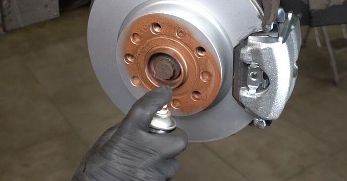 Wie Koppelstange Audi A3 8pa 2.0 TDI 16V 2003 tauschen - Kostenlose PDF- und Videoanleitungen
