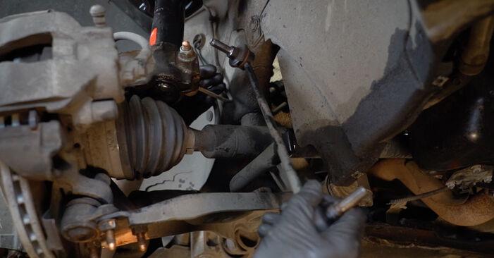 Koppelstange Ihres Audi A3 8pa 2.0 TDI quattro 2011 selbst Wechsel - Gratis Tutorial