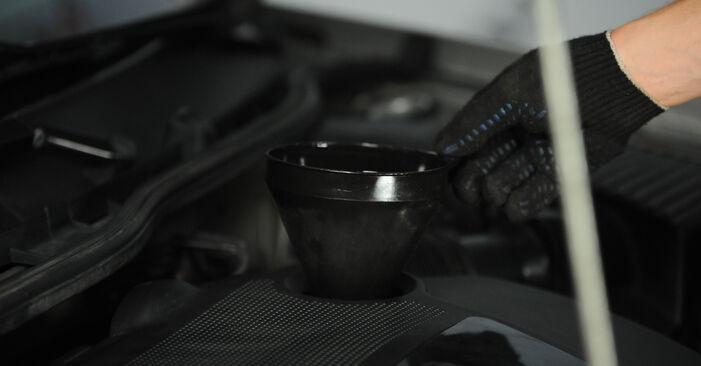 Zweckdienliche Tipps zum Austausch von Ölfilter beim SKODA OCTAVIA (1U2) RS 1.8 T 2010