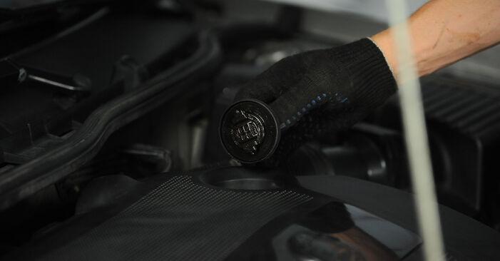 Ölfilter Skoda Octavia 1u RS 1.8 T 1998 wechseln: Kostenlose Reparaturhandbücher