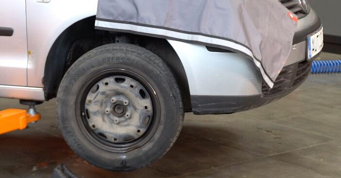 Spurstangenkopf Polo 9n 1.4 TDI 2003 wechseln: Kostenlose Reparaturhandbücher