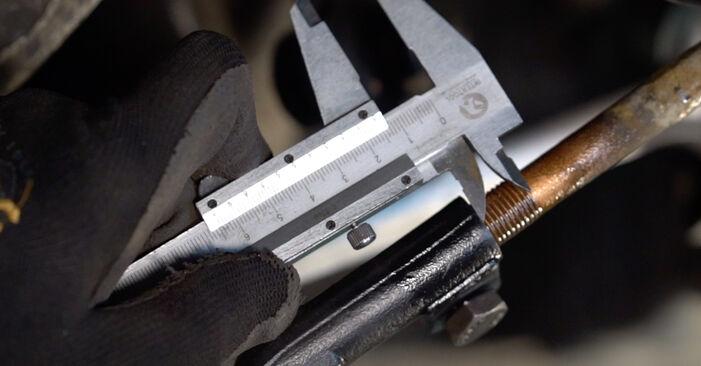 Zweckdienliche Tipps zum Austausch von Spurstangenkopf beim BMW 3 Coupe (E92) 335d 3.0 2010