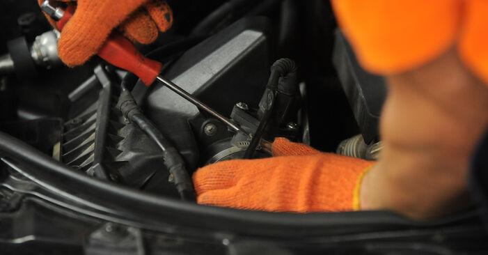 Comment changer Filtre à Air sur AUDI A4 Avant (8ED, B7) 2006 - trucs et astuces