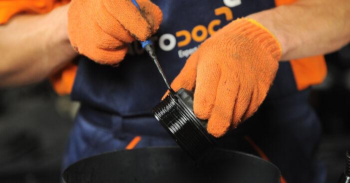 Zweckdienliche Tipps zum Austausch von Ölfilter beim AUDI A4 Avant (8ED, B7) 1.9 TDI 2008