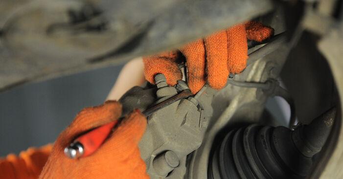 Πόσο διαρκεί η αντικατάσταση: Τακάκια Φρένων στο Audi A4 b7 2002 - ενημερωτικό εγχειρίδιο PDF