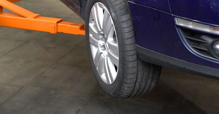 Passat B6 2.0 TDI 16V 2007 Rotule De Direction remplacement : manuels d'atelier gratuits