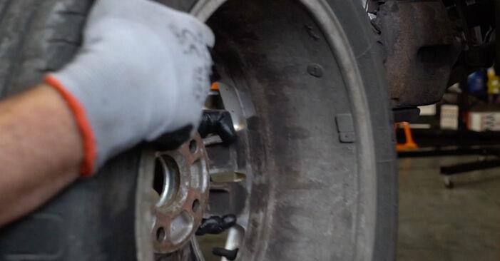 Comment retirer VW PASSAT 2.0 TDI 4motion 2009 Rotule De Direction - instructions en ligne faciles à suivre