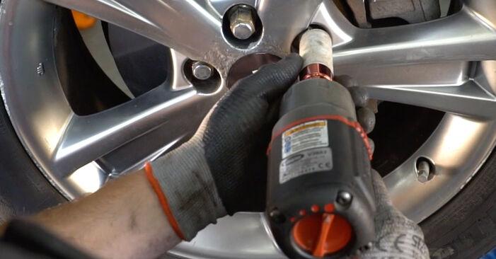 Consigli passo-passo per la sostituzione del fai da te Lexus RX XU30 2004 3.5 Testina dello Sterzo