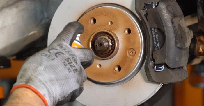 Wie schwer ist es, selbst zu reparieren: Spurstangenkopf CITROËN C1 (PM_, PN_) 1.0 2011 Tausch - Downloaden Sie sich illustrierte Anleitungen