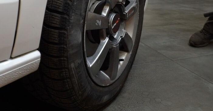 Austauschen Anleitung Spurstangenkopf am VW Polo 5 Limousine 2019 1.6 TDI selbst