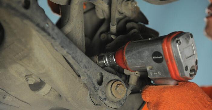 AUDI A4 2.0 TDI 16V Stoßdämpfer austauschen: Tutorials und Video-Anweisungen online