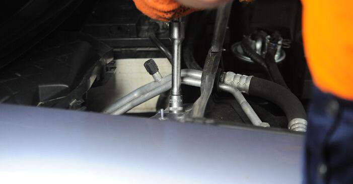 Wie Domlager Audi A4 b7 2.0 TDI 2002 tauschen - Kostenlose PDF- und Videoanleitungen