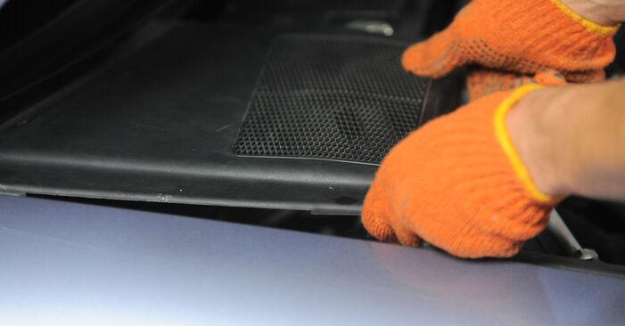 Domlager Audi A4 b7 1.9 TDI 2004 wechseln: Kostenlose Reparaturhandbücher