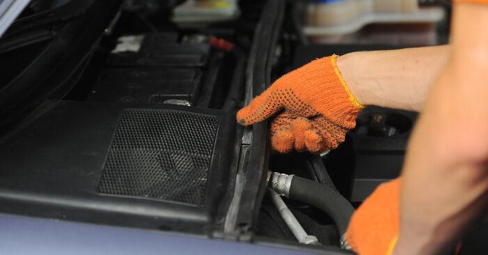Wechseln Domlager am AUDI A4 Avant (8ED, B7) 2.0 TDI quattro 2005 selber
