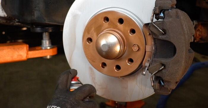 Wie kompliziert ist es, selbst zu reparieren: Spurstangenkopf am Opel Zafira A 2.0 OPC (F75) 2005 ersetzen – Laden Sie sich illustrierte Wegleitungen herunter
